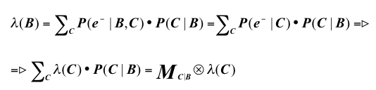 Equation for the Lambda vector