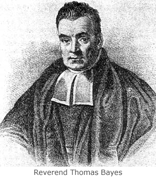 Reverend Thomas Bayes